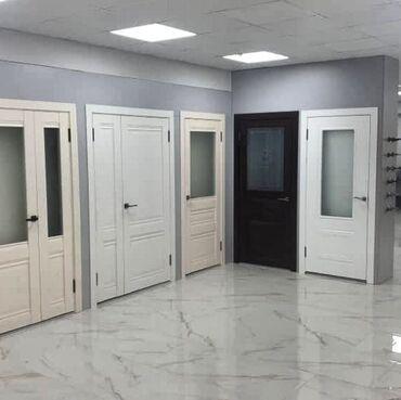 ВНИМАНИЕ!!! ЛИКВИДАЦИЯ СКЛАДА ДВЕРИ в Бишкеке! Двери межкомнатные. Под