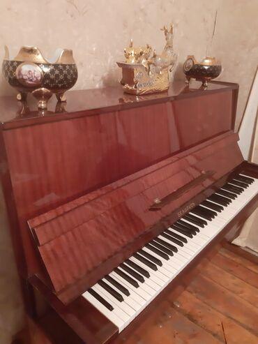 20 elan | İDMAN VƏ HOBBI: Piano və fortepianolar