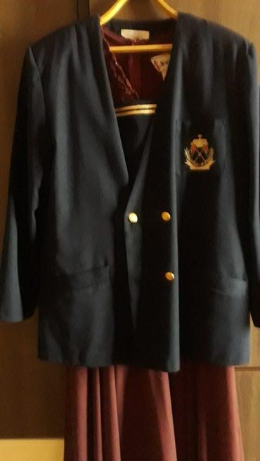 Bakı şəhərində Пинджак темно синего цвета 50р куплен в Дубае в отличном состояние