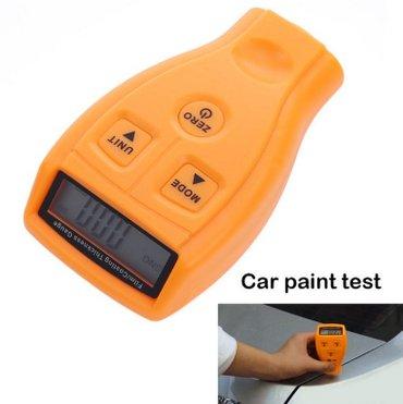 Ультразвуковой измеритель краски на авто - измеряет слой краски в Бишкек