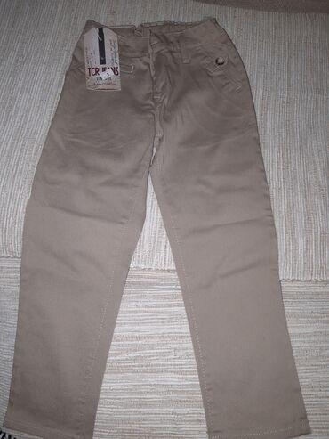 Bez pantalone broj - Srbija: Decije pantalone, bez.Velicina br 5.Keper. Sastav 98% pamuke, 2%