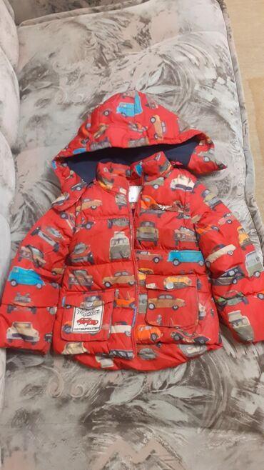 Куртка на мальчика 3 года весна-осень. Состояние хорошее.Цена