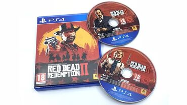 Продаю игру на PS4 Red dead redemption 2Супер реалистичная графика