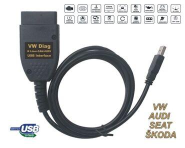 Elektro motori - Srbija: VW Autodijagnostika za VAG grupu vozila VW-Audi-Seat-Škoda od 1994 do
