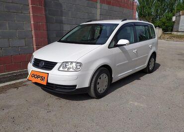 lada priora универсал в Бишкек: Volkswagen Touran 1.9 л. 2004 | 300000 км