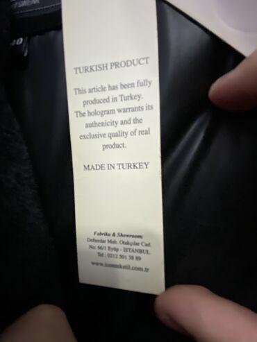 Geyim Türk brendi İcondandır. Model:İCON 5531KB. Razmer: 40. İsti
