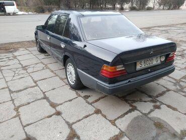 запчасти mercedes w124 в Кыргызстан: Mercedes-Benz W124 2.3 л. 1986 | 306000 км