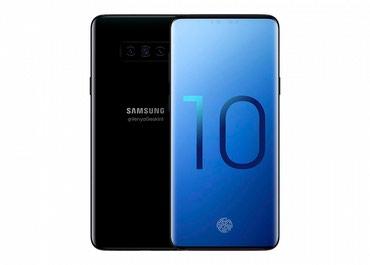 лалафо телефон бишкек в Кыргызстан: Samsung Galaxy S10