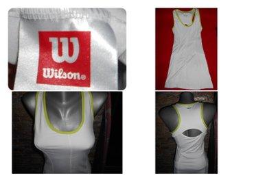 Haljina za tenis Wilson kao nova - Belgrade