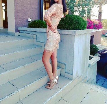 Svaku priliku haljina - Srbija: Haljina samo jednom obucena za svadbu ekstra izgleda sa cirkonima