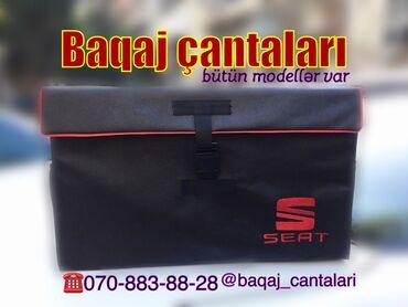 SEAT - BAQAJ ÇANTALARIBütün markaları üçün avtomobil çantaları