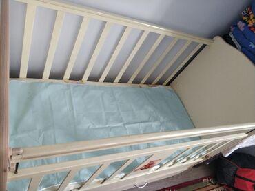 кровать трансформер детская купить в Кыргызстан: Продаю детский кровать-трансформер 2 в 1.состаяние хорошая.Пакупали 11