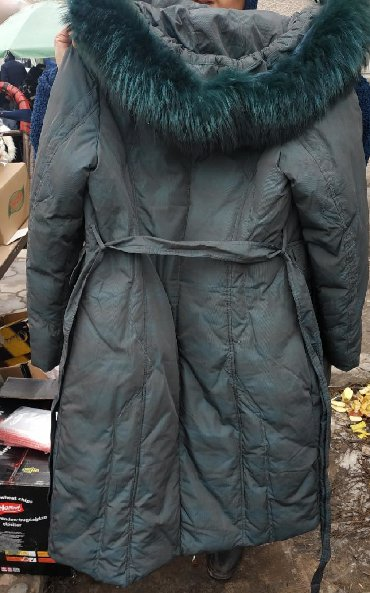 женскую куртку новую в Кыргызстан: Продаю новую куртку 48 размер