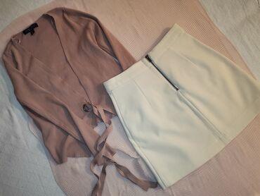 Suknje - Srbija: Suknjica i bluzica S veličine