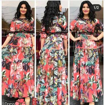 Турецкий товар - Кыргызстан: Ликвидация товаров. Турецкие платья дорогой фирмы. Размеры