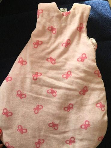 Dečije jakne i kaputi | Sombor: Dzak za spavanje za bebe velicina 56/62 koriscen par puta kao novi