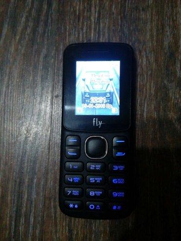 телефон-fly-f в Кыргызстан: Fly двухсимочный, полный комплект