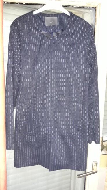 Zenski mantili - Srbija: Zenska mantil jakna ICHI prelepa teget plava. 1200 din