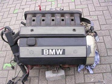 Привозные моторы на BMW рядные M 52 ,M 54 в Бишкек