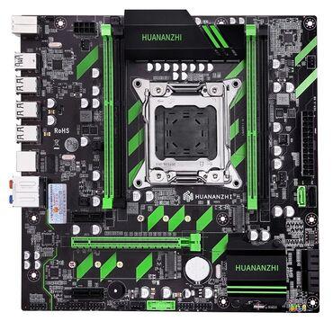Мат. плата HUANANZHI X79 zd3 LGA2011 4-DDR3 разъем NVME M.2/1 M.2 NGFF