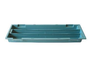 железные-ящики в Кыргызстан: Пластиковые керновые ящики NQ, HQ, BQ, PQКерновые ящики для хранения и
