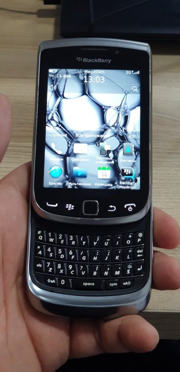 Blackberry 9810 в Бишкек