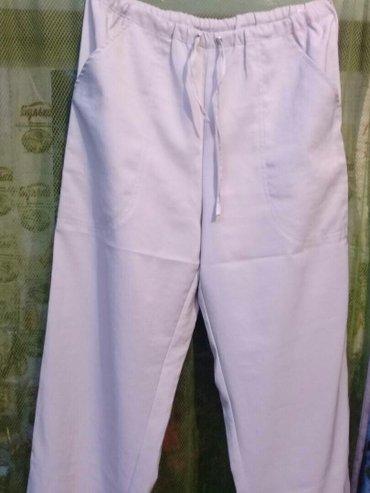брюки женские летнии р. 46-48 в Бишкек