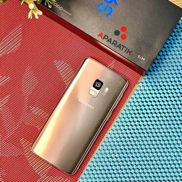 Б/у Samsung Galaxy S9 64 ГБ Золотой