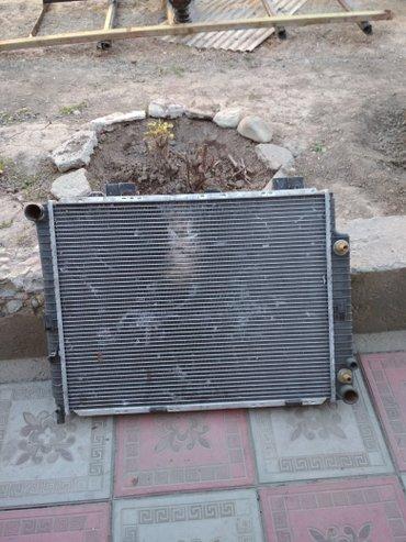 Радиатор Мерс Миленеум в Бишкек