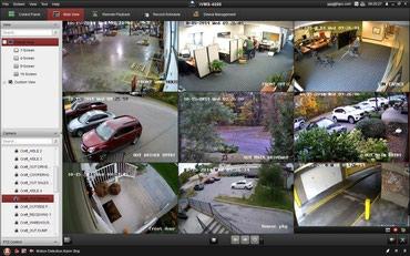 Устанавливаю Видео камеры в Бишкек