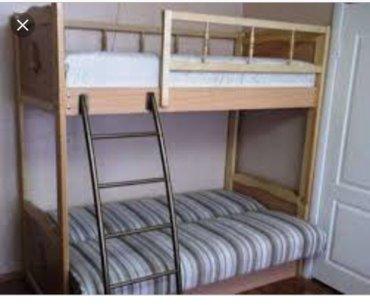 продается двужэтажная кровать цена договарная в Бишкек