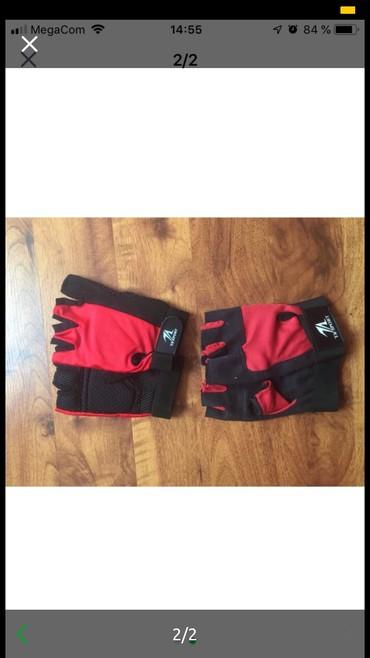 Перчатки в Кыргызстан: Перчатки для фитнеса новые. Очень удобные! . Материал кожа с вставками