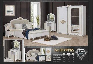 Mebel yataq otağı mebeli yataq desti Fabrik istehsali online sifariş