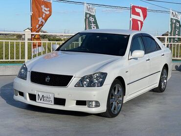 авто в киргизии in Кыргызстан   HONDA: Toyota Crown 2.4 л. 2007   112000 км