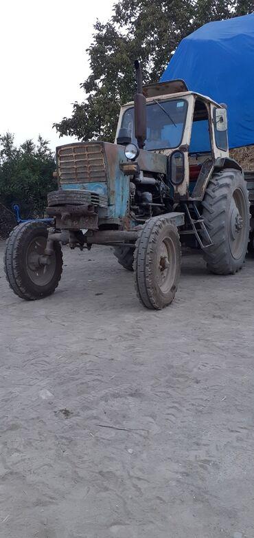 208 elan   NƏQLIYYAT: Traktor saz vəziyədədi heç bir prablemi yoxdu otur sür pusqacnandı