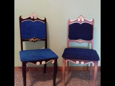Рестоврация и ремонт стульев..старой мебели.... в Бишкек