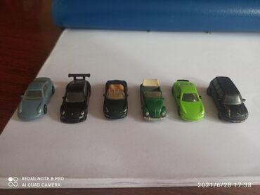 Детский мир - Орловка: Licensed by Dr. Ing. h. c. F Porsche AG, Porsche AG. 6 шт Licensed