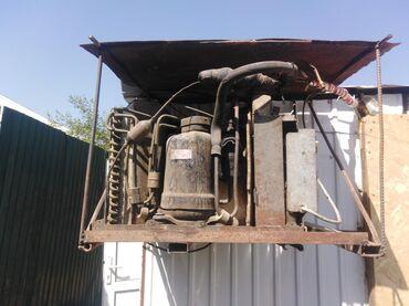 Оборудование для бизнеса в Кара-Суу: Продаётся контейнер с двумя холодильником внутри ветрены