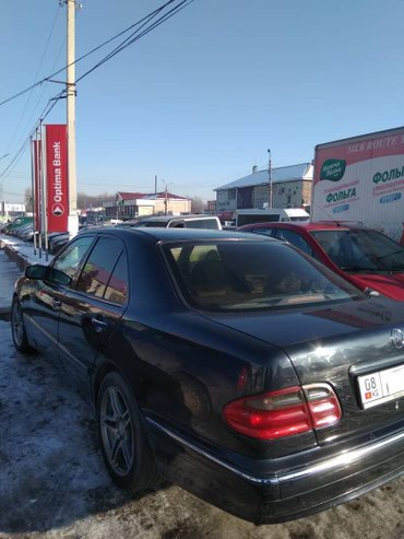 Mercedes-Benz в Бишкек - фото 9