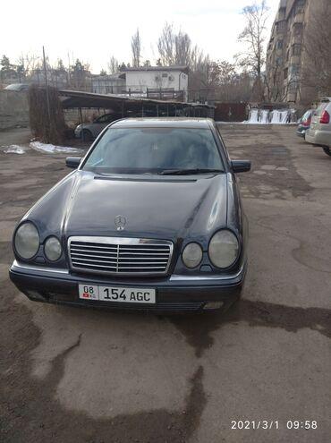 Mercedes-Benz 2.8 л. 1998