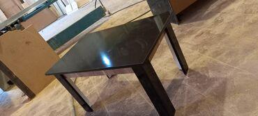 Jurnalni masa yenidir bugün yığılıb ölçüsü 90x60 hündürlüyü 50sm təmiz