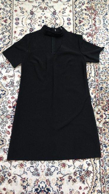 черное платье турция в Кыргызстан: Продаю чёрное платьеТурция,размер турецкий 38 в отличном состоянии