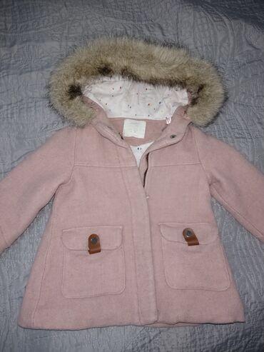 10180 oglasa: Zimski kaput za devojcice,krzno na kapuljaci se skida,velicina