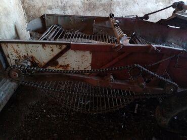 Грузовой и с/х транспорт - Теплоключенка: Продаётся прицепная картофелокопалка, в хорошем состоянии, 70000 сом