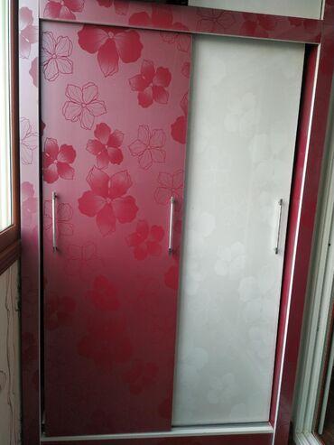 шкаф-для-одежды-из-ткани в Кыргызстан: ШКАФ для одежды  в отличном состоянии покупали за 24 тысяч сом большой