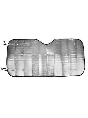 Солнцезащитный экран сохраняет прохладу в салоне автомобиля.размер