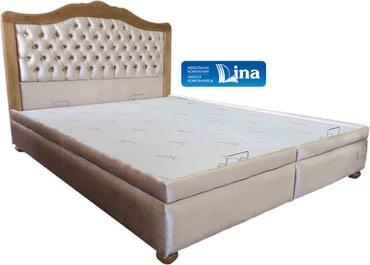 Кровать «София» (размер :150 * 200 - без матраса) в Бишкек