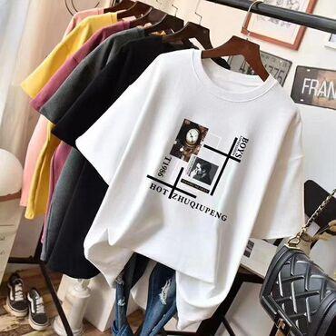 Продаю женские футболки новые от 280с и выше спешите! Есть также