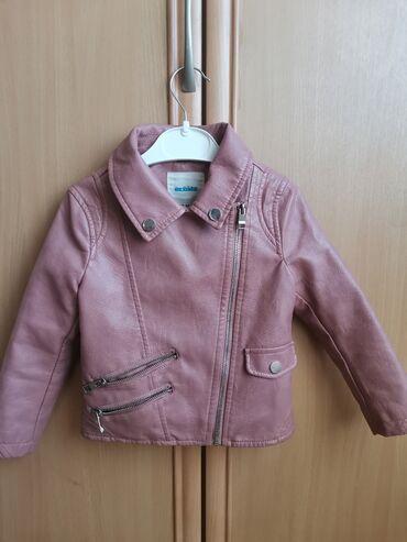 Детская кожаная куртка, производство Италия, очень хорошее качество