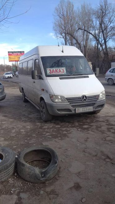 Mercedes-Benz Sprinter 2003 | 300000 км